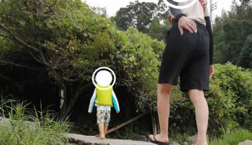 個別療育:川遊び体験